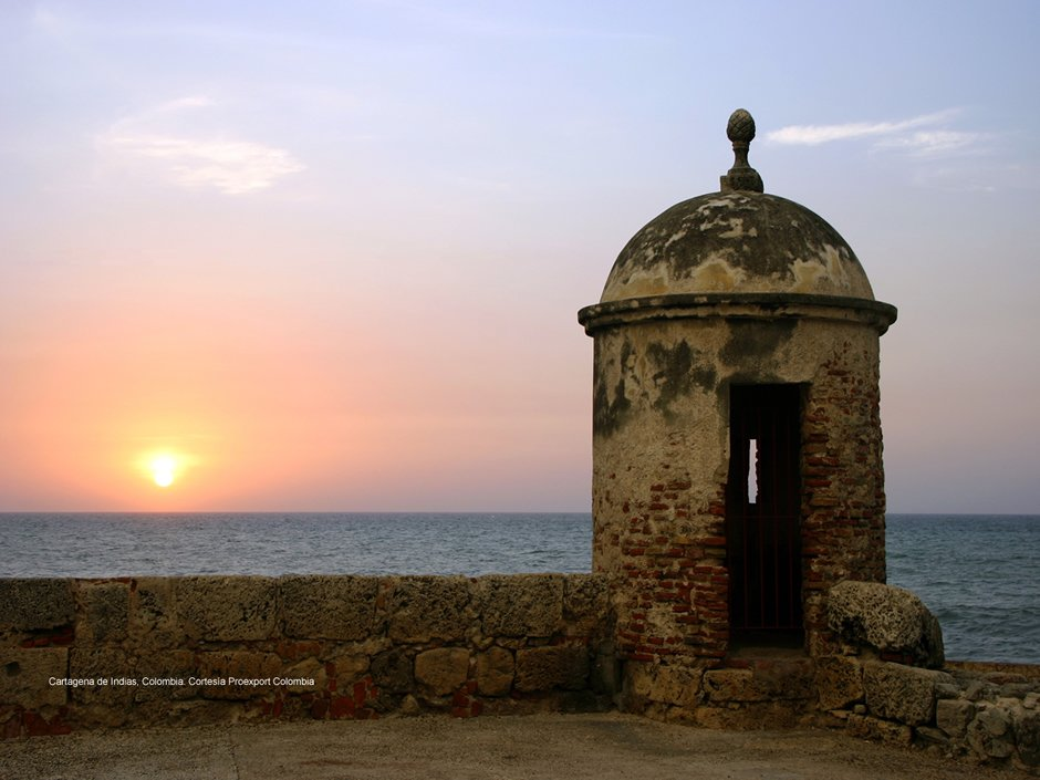 crucero a cartagena murallas
