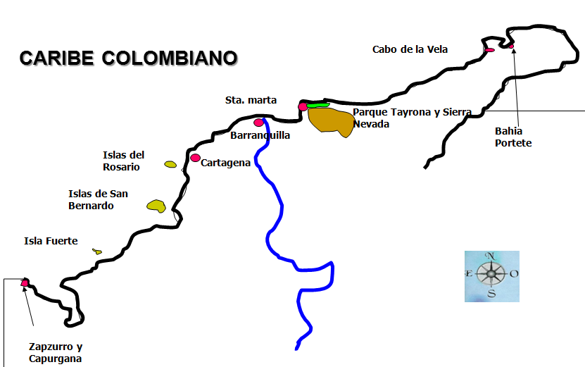 colombian caribbean expedition cruises