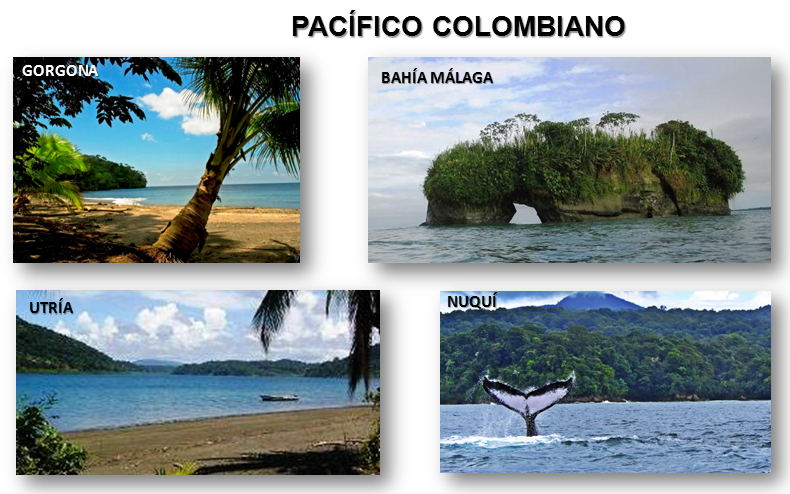 colombian pacific littoral destinations