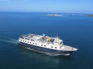 realismo magico firts expedition cuise ship in colombia