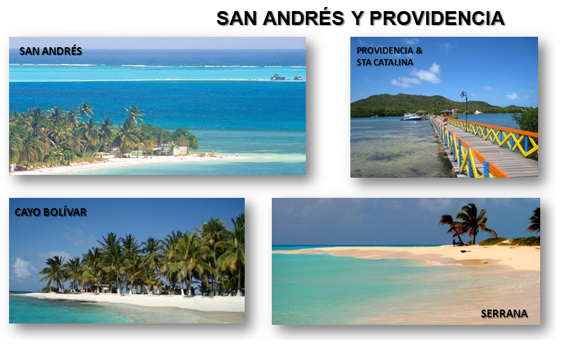 san andres and providence cruises